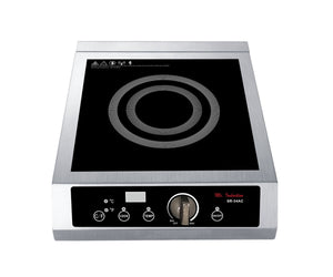 Sunpentown 3400W Commercial Induction Range (Countertop)