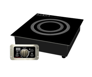 SPT SR-34AR 3400W Commercial Built-in Induction range