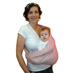 HugaMonkey Baby Sling Carrier for Newborn Babies, Infants