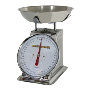 Sportsman SSDSCALE 44-Pound Stainless Steel Dial Scale