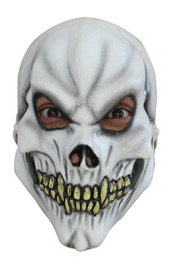 Skull Child Latex Mask