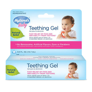 Hyland's Homeopathic Baby Natural Relief Teething Gel - 0.5 Ounce