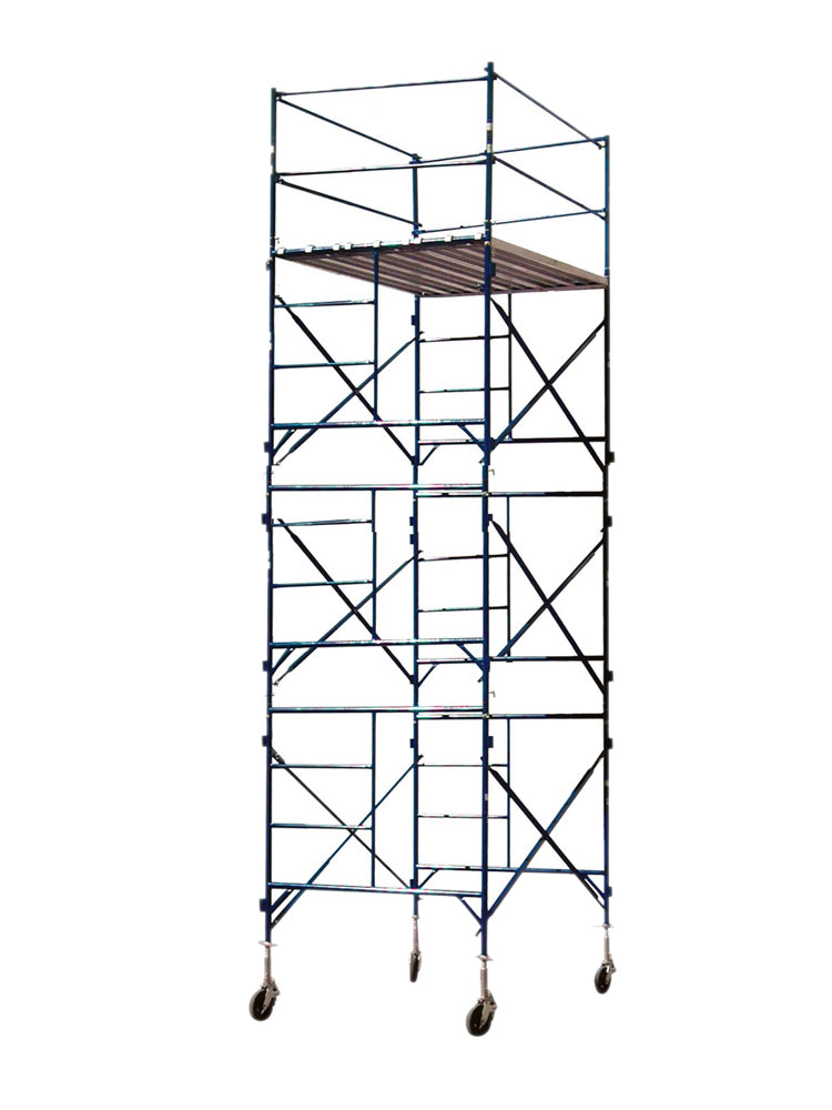 Buffalo Tools TOWER3 Three Story Rolling Scaffold Tower