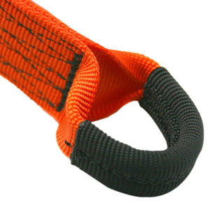Fusion Adjustable Lanyard with D-Ring, Orange