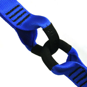 Fusion Outdoor Sports Y Legged Lanyard With Snap Hook 6FT
