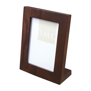 Visol Products Vac850 Willow Walnut Wood Photo Frame