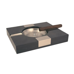 Visol VASH900 Amari Apricot Wooden Cigar Ashtray