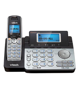 AT&T Vtech Vtech 2-line Cordless with ITAD