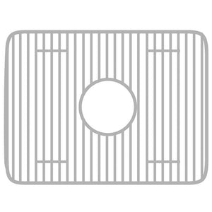 Whitehaus WHREV2018-SS Stainless Steel Sink Grid, Stainless Steel