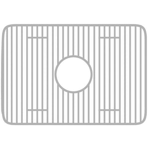"Whitehaus WHREV2418 22.12""L x 16""W Grid for 24 x 18"" Reversible Series Stainless Steel Fireclay Sinks"
