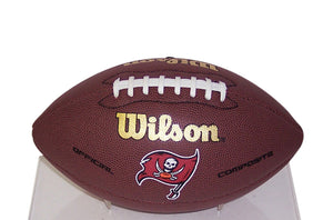 Wilson Tampa Bay Buccaneers Full Size Composite NFL Football - F1748