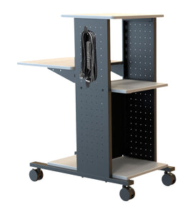 "40"" Mobile Presentation Station - Electric"