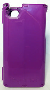 iFunner iTur iPhone Hard Plastic Wallet Case - Purple