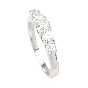 925 Sterlng Silver Fashion Ring - Size 9 - kkr6767d