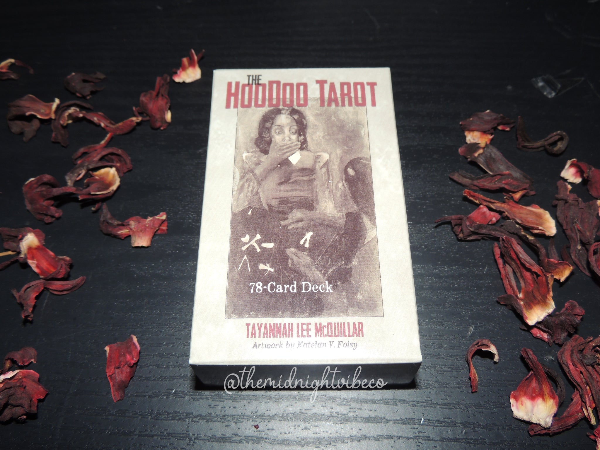 The Hoodoo Tarot Deck