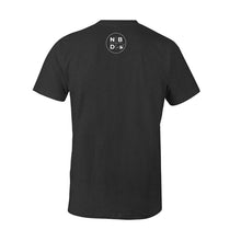 Load image into Gallery viewer, Men's NBD T-Shirt (full color logo)