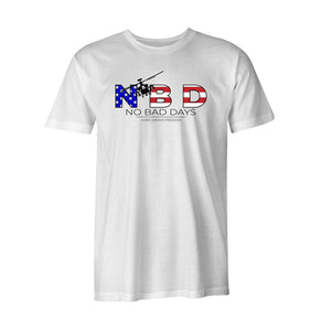 Men's NBD T-Shirt (full color logo)
