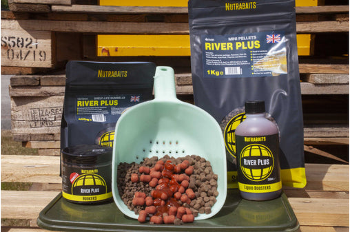 Nutrabaits River Plus Bundle Barrels