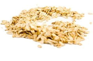 Micronized Flaked Naked Oats