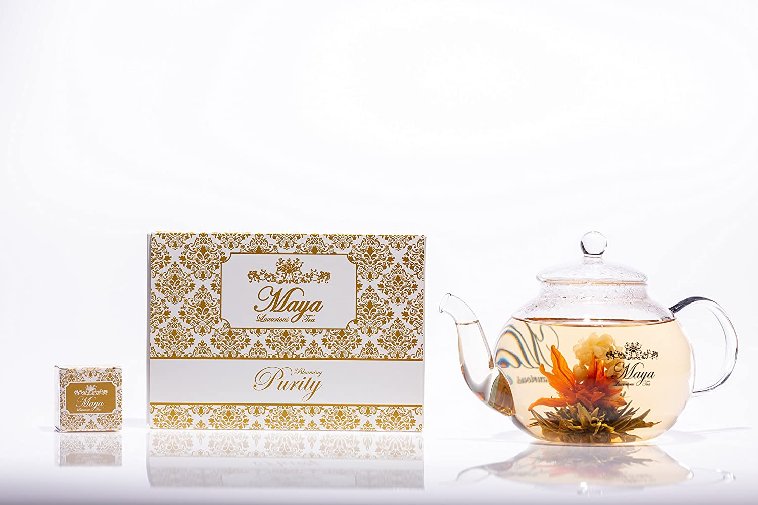 Blooming Purity Tea, Pack of 12