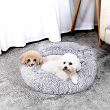 Load image into Gallery viewer, Calming dog bed