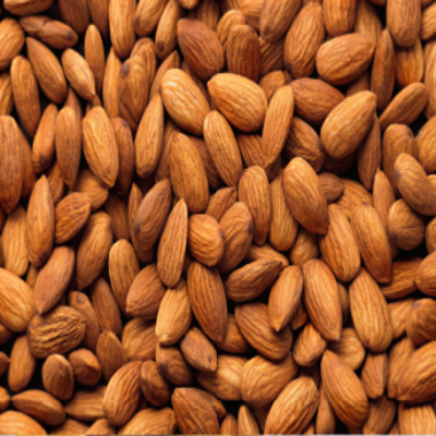 Raw Almonds Whole