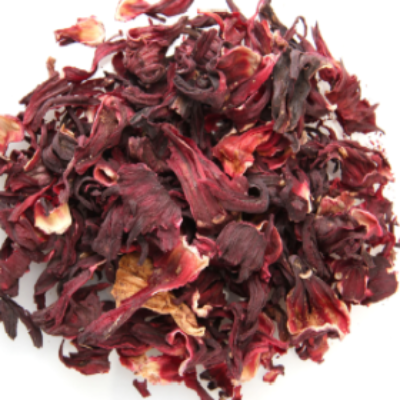 Hibiscus Flower Dried