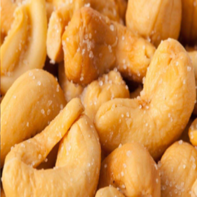 Roasted Salted Jumbo Cashew Nuts