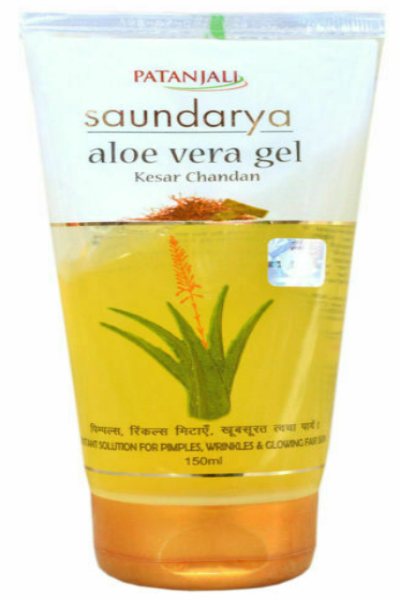 Patanjali Aloe Vera Gel With Saffron