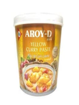 Aroy-D Yellow Curry Paste