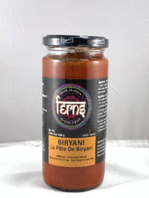 Ferns Biryani Curry Paste 380 grams