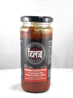 Ferns Bombay Duck Pickle 380 gram