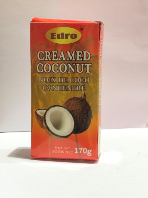 Coconut Cream