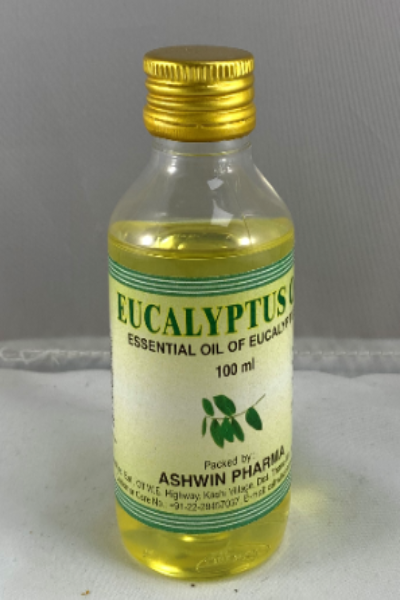 Ashwin Pharma's Eucalyptus Oil 100 ml