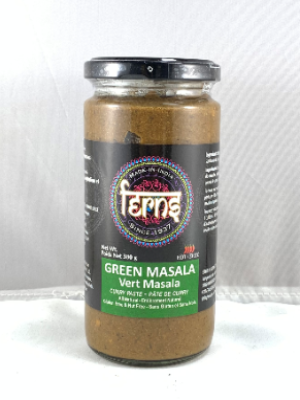 Ferns Green Masala Paste 380 grams