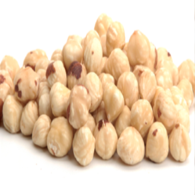 Hazelnuts Without Skin