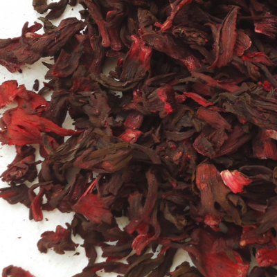 Hibiscus Flower Dried - Organic