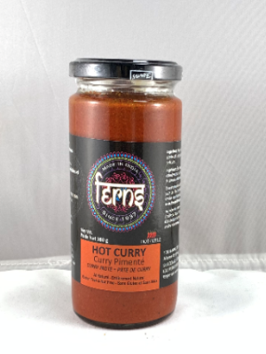 Ferns Hot Curry Paste 380 grams