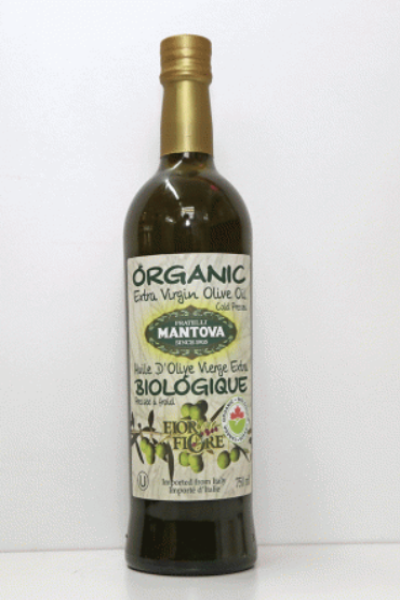 Mantova Extra Virgin Olive Oil | Organic 750 ml