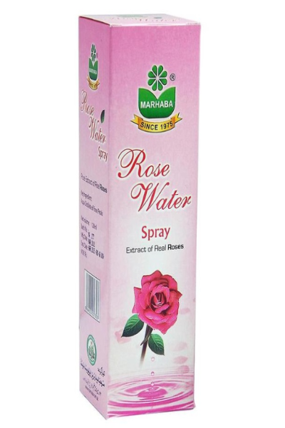 Marhaba Rose Water Spray