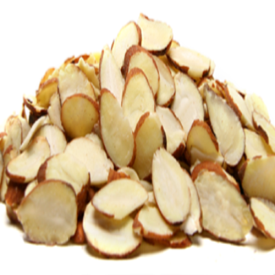 Natural Almonds Sliced
