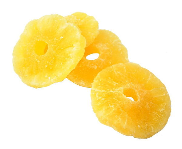 Dry Pineapple Ring - Organic No Sulphite