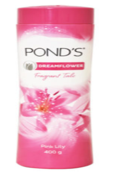 Pond's Fragrant Talc
