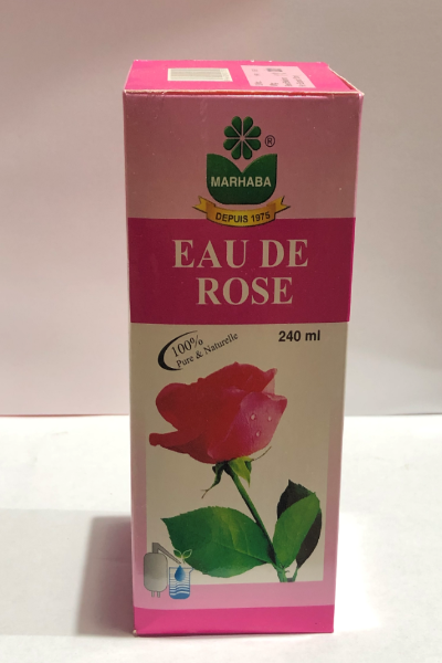 Marhaba Rose Water