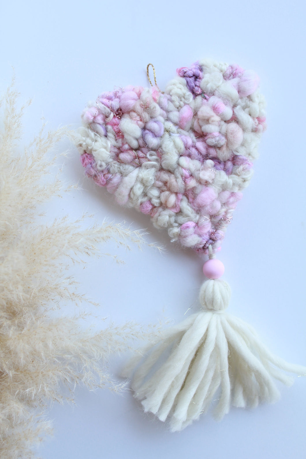 Heart Shape Wall Hanging
