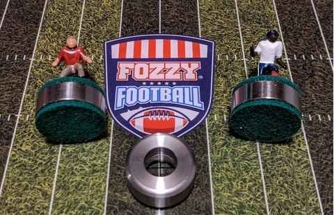 Review of Fozzy Football (by Ryan Weisse)
