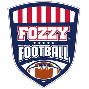Fozzy Football Logo - Best Tailgate Game - Fozzy Football, Table Top Game, Best Football Board Game Ever. Now in gamerooms, mancave games, sports bars, tailgating games, and in family rooms everywhere.