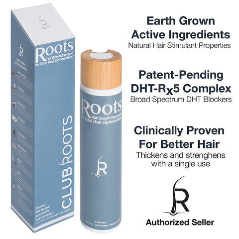 Club Roots Hair Growth Stimulating Shampoo