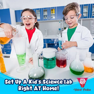 FunLab Kid's Science Experiment Kit