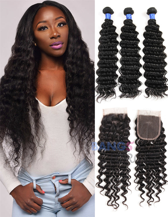 Tinashe Deep Wave Wig 13x6 Lace Front Human Hair Wigs
